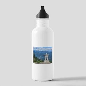 Inukshuk Whistler Water Bottle