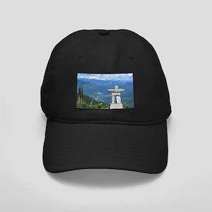 Inukshuk Whistler Baseball Hat