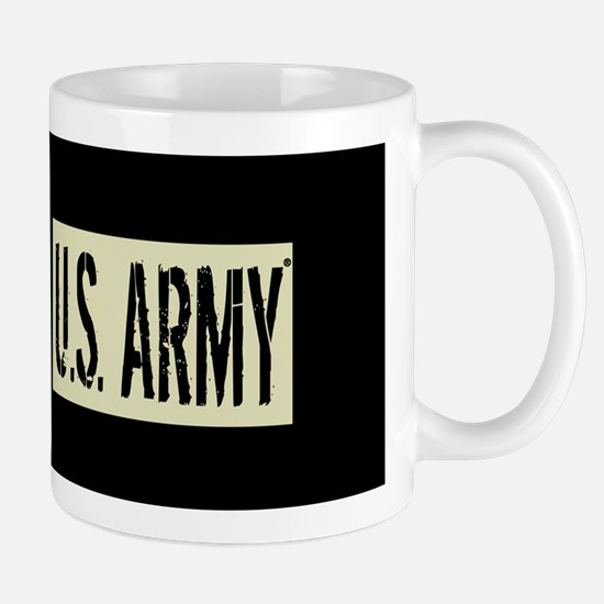 U.S. Army: U.S. Army (Black Flag) Mug