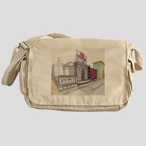 Fox Theater St. Louis, Missouri Messenger Bag