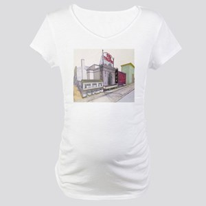 Fox Theater St. Louis, Missouri Maternity T-Shirt