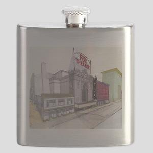 Fox Theater St. Louis, Missouri Flask