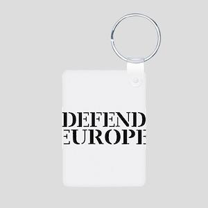Defend Europe Keychains