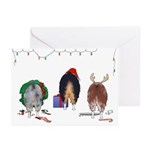 Aussie Christmas Cards (Pk of 20)