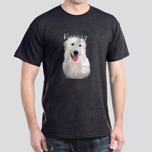 Kuvasz Mom2 Dark T-Shirt