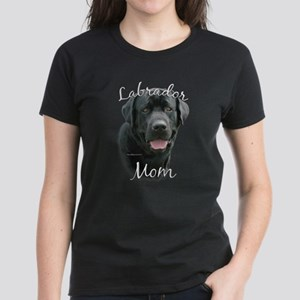 Lab Mom2 Women's Dark T-Shirt