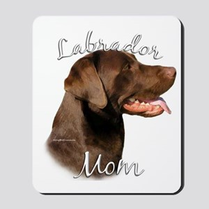 Lab Mom2 Mousepad