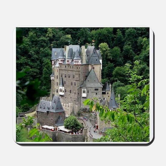 Burg Eltz,Germany Mousepad