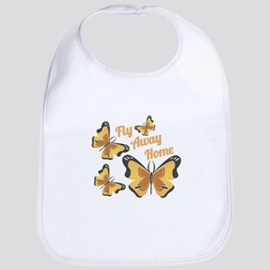 Fly Away Home Bib