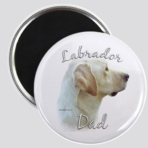 Lab Dad2 Magnet