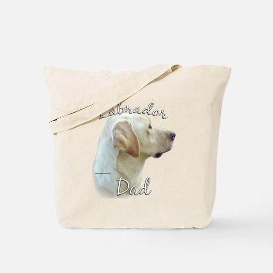 Lab Dad2 Tote Bag