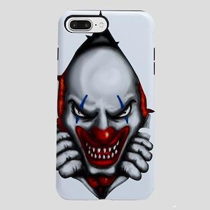 scary clown inside iPhone 8/7 Plus Tough Case