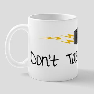 Don't Tase Me, Bro Mug