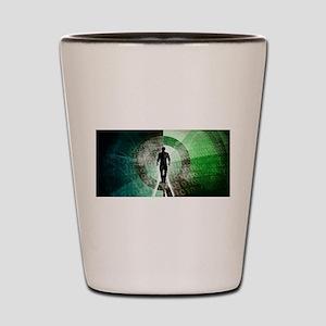 Critical Technolog Shot Glass