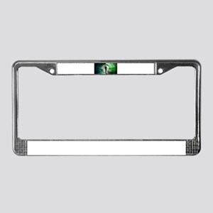 Critical Technolog License Plate Frame