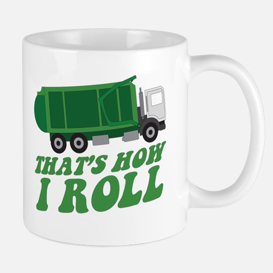 Unique Garbage truck Mug