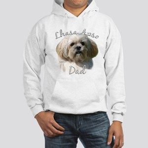 Lhasa Apso Dad2 Hooded Sweatshirt