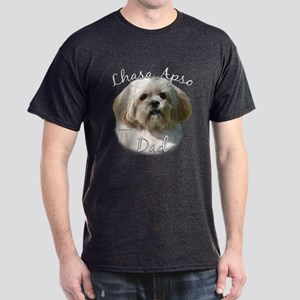 Lhasa Apso Dad2 Dark T-Shirt