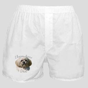 Lhasa Apso Dad2 Boxer Shorts
