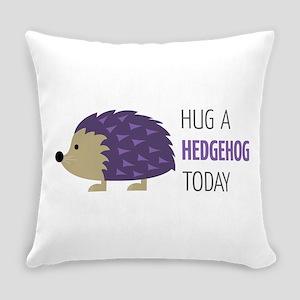 Hug A Hedgehog Everyday Pillow