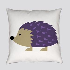 Hedgehog Everyday Pillow