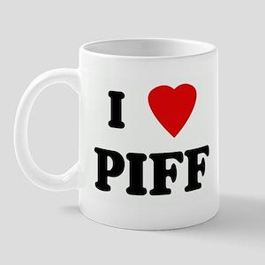 I Love PIFF Mug