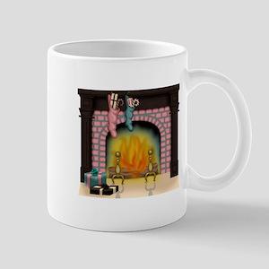 Christmas Blush Collection Mugs