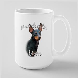 Manchester Mom2 Large Mug