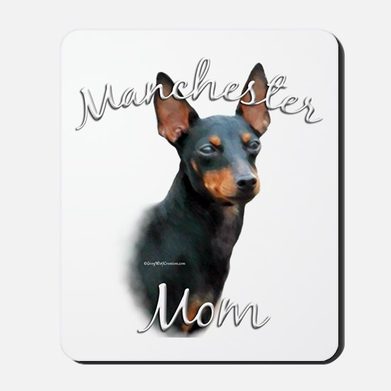Manchester Mom2 Mousepad