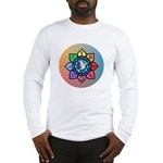 Many Paths to One God Long Sleeve T-Shirt