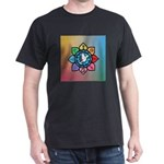 Many Paths to One God Dark T-Shirt