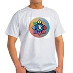 Many Paths to One God Ash Grey T-Shirt