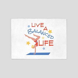 Balanced Life 5'x7'Area Rug