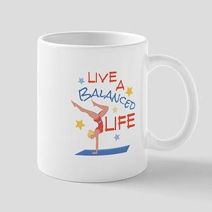 Balanced Life Mugs