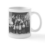Louis Dumes Family on Mug