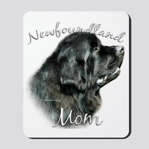 Newfie Mom2 Mousepad