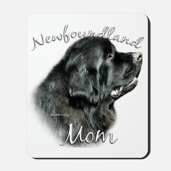 Newfie Mom2 Mousepad
