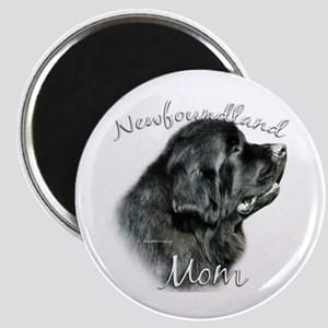 Newfie Mom2 Magnet