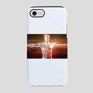 Medical Research o iPhone 8/7 Tough Case