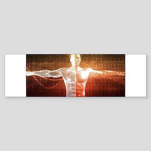 Medical Research o Bumper Sticker