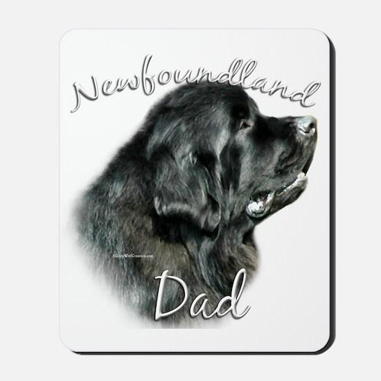 Newfie Dad2 Mousepad