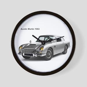 Austin Martin 1963 Wall Clock
