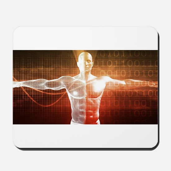 Medical Research o Mousepad