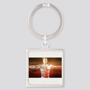 Medical Research o Keychains