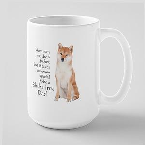 Shiba Inu Dad Mugs