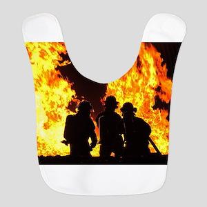 Three firemen Bib