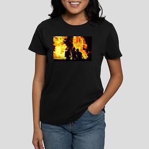 Three firemen T-Shirt