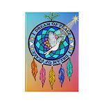Drean Catcher #1 Rectangle Magnet (10 pack)