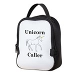 Unicorn Caller Neoprene Lunch Bag