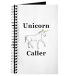 Unicorn Caller Journal